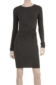Max studio dresses are great because they are simple yet dressy, very comfortable, and most have unique designs/silhouettes. This is one of my go to stores when I need a dress.