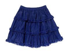 Tulle Skirt - Navy