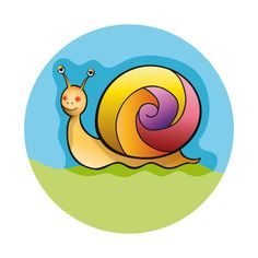 Check out this awesome 'Colorful+Snail' design on @TeePublic! Gifts. Trendy tshirt. #camiseta #tshirt #snail #colorful #color