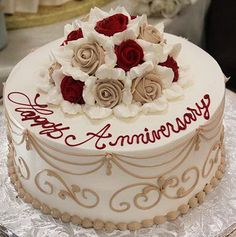 24 Best Anniversary Cakes Images Cake Pictures Baby Birthday