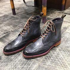 Model : JMG X3 // Patina : Plg04 Derby, Hype Shoes, Head To Toe, Bespoke, Gentleman, Fashion Shoes, Shoe Boots, Winter Fashion, Porn