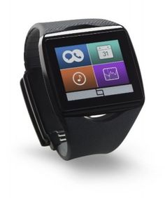 Smartwatch Qualcomm Toq - Smartwatch for Android Smartphone - Black #Smartwatch  #Qualcomm