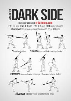 Dark Side Workout