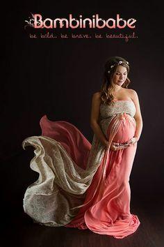 maternity dresses - photo props