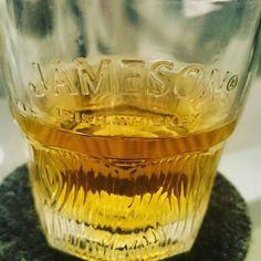 Celebrating St Andrews Day late (Jameson glass but Glennfiddich Scotch! St Andrews, Scotch, Whisky, Wine Glass, Scotland, Tableware, Instagram Posts, Photos, Whiskey
