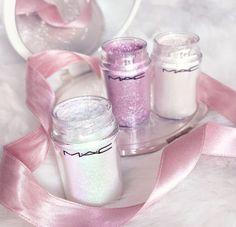 MAC Reflects Transparent Pink Glitter lovecatherine.co.uk Instagram catherine.mw xo