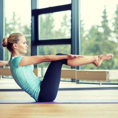 15-Minuten-Workout: Schnelles Bauchtraining: Sechs Übungen mit Power | BRIGITTE.de