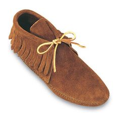 Had these in the 70's....I wish i could get away with wearing them now, i so loved my moc's
