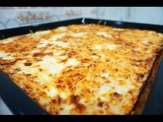 RECETA DE BACALAO A LA NATA (8 pers.) / Recetas internacionales (Portugal) - YouTube Portugal, Lasagna, Blog, Pizza, Cheese, Ethnic Recipes, Facebook, Salsa, Youtube
