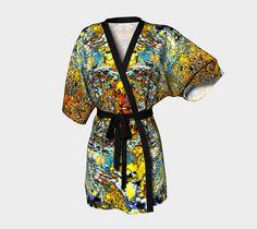 06812 Kimono Robe by designsbyjaffe on Etsy