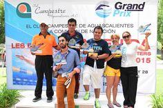 Alberca Olímpica dominaron la 2da etapa del Gran Prix para máster ~ Ags Sports