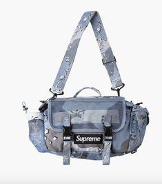 Supreme Logo, Backpack Travel Bag, Blue Camo, Cool Items, Dice, Camouflage, Messenger Bag, Diaper Bag, High Fashion