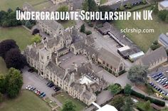 Vice-Chancellor's Overseas Excellence Undergraduate Degree Scholarships at Royal Agricultural University in UK, 2017-2018