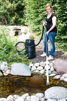1000 Images About Pond Maintenance On Pinterest Ponds Vacuum Cleaners And Fish Tanks
