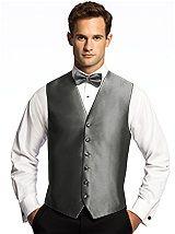 Nice... We know the ladies love Gray! :-) Aries Vest for Men