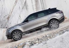 The New Range Rover Velar features Intelligent All Wheel Drive, allowing you to navigate safely through the toughest of terrain in comfort. Range Rover Off Road, The New Range Rover, Range Rover Sport Review, Range Rover Supercharged, Best Suv, Jaguar Land Rover, Suv Cars, Luxury Suv, Unique Cars