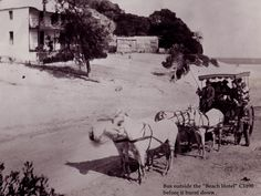 Chapmans Peak Hotel, Hout Bay, Cape Town, South Africa - History Old Pictures, Old Photos, Vintage Photos, Cape Town South Africa, Most Beautiful Cities, Historical Pictures, African History, Live, Places