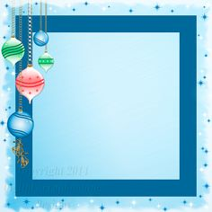"Layout SP 1A.....Stacked Paper, Blue, Digital Scrapbooking, Christmas Time Collection, 12"" x 12"", 300 dpi, PNG File Format"
