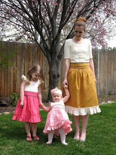 Cute Easter dresses from Modest Maven.