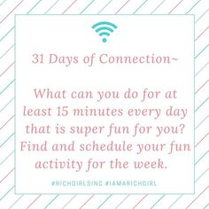 Day 22! Please like comment & share!  How much fun can you allow into your life?  #fun #havefun #memories #laugh #action #doit #loveyourlife #createrich #manifestpowerfully #richgirls #rgi #richgirlsinc
