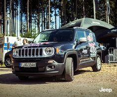 Jeep X Red Bull 400: Unser Jeep Renegade