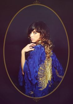 Nicole Atkins - love this girl's hair AND her voice!