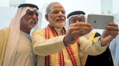 """UAE Indians pull out all the stops for Modi As Prime Minister Narendra Modi embarked on his visit to the United Arab Emirates (UAE), organisers of what is expected to be a huge community reception for him in Dubai on Monday are at pains to point out that they are a """"different breed"""" of NRIs from those in the United States and other parts of the world who have also hosted the Prime Minister. http://pressclubofindia.co.in/"""