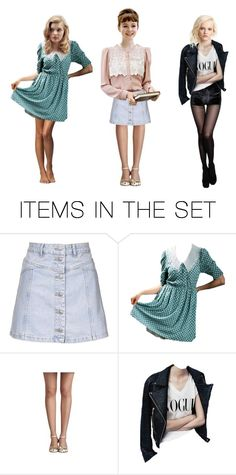 """""""bad teachers"""" by nomiravioli ❤ liked on Polyvore featuring art"""