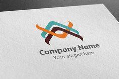 Check out Company Name logo by BDThemes Ltd on Creative Market
