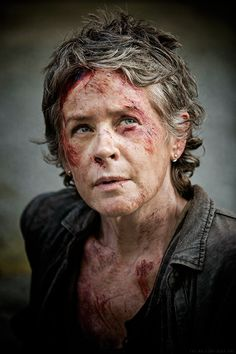 The best TWD character, my beloved CAROL PELETIER. :3