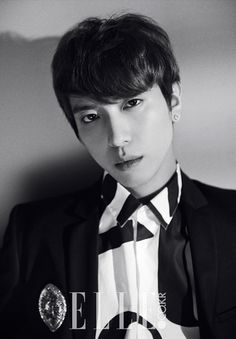 Jung Yong Hwa - Elle Magazine March Issue '14