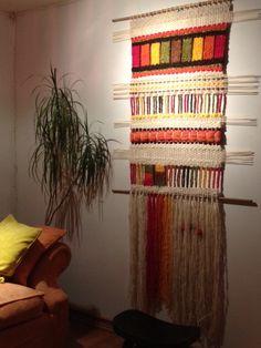 Telaresytapices Loom Weaving, Hand Weaving, Textiles, 2d Art, Decoration, Contemporary Art, Carpet, Crafty, Knitting