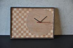 Geometrische vormenklok - Leerjaar 1 - Creatief vakman - Deltion College Zwolle