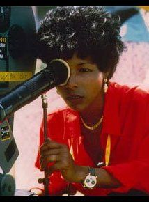 Euzhan Palcy - the first black woman to direct a Hollywood feature film.