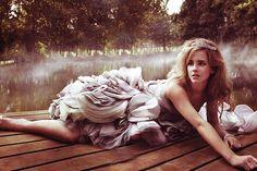Emma Watson!! :) love the dress.