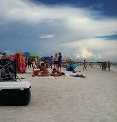 Siesta Beach, 9/1/13