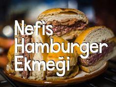 Efsane Hamburgerin  Efsane Ekmeği   Burak'ın Ekmek Teknesi - YouTube Baked Potato, Hamburger, Hotels, Pizza, Potatoes, Bread, Baking, Search, Ethnic Recipes