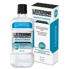 Bei regelmäßiger Anwendung bietet Listerine Professional Sensitiv-Therapie einen lang anhaltenden Schutz vor Schmerzempfindlichkeit.