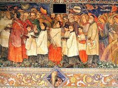 Phoebe Anna Traquair | Arts and Crafts Movement painter | Tutt'Art@ | Pittura * Scultura * Poesia * Musica |