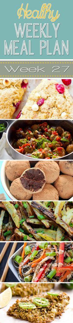 Healthy-Weekly-Meal-Plan-Week-27-Vertical-Collage