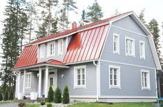 Safiirikoti 194m Julkisivu, Hartman Koti