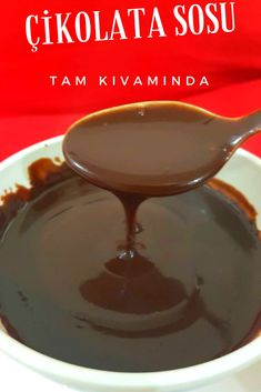 Mükemmel Çikolatalı Sos Tarifi nasıl yapılır? 3.370 kişinin defterindeki bu tarifin resimli anlatımı ve deneyenlerin fotoğrafları burada. Yazar: deniz'in Mutfağı ♨