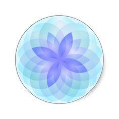 SOLD! Sticker lotus flower   http://www.zazzle.com/sticker_lotus_flower-217980238346718908