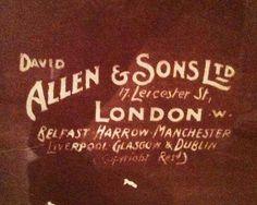 Allen & Sons Ltd.