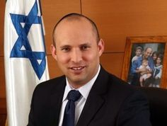 Israeli Education Minister Naftali Bennett pictured,  announced that Israel will establish the first Arab college in the north of the country. Photo: Wikimedia Commons.