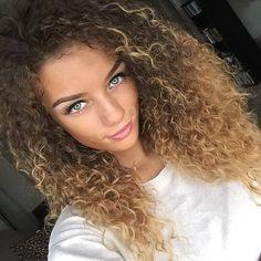 Más calientes de Ideas Ombre Color del pelo