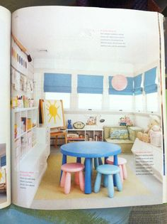 Real Simple. Play room