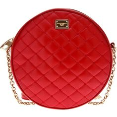 DOLCE & GABBANA quilted mini shoulder bag ($477) ❤ liked on Polyvore featuring bags, handbags, shoulder bags, purses, bolsas, purse shoulder bag, red shoulder handbags, handbags shoulder bags, man bag and quilted chain shoulder bag