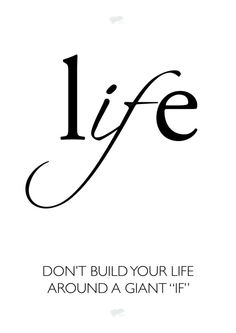 """L-if-e 