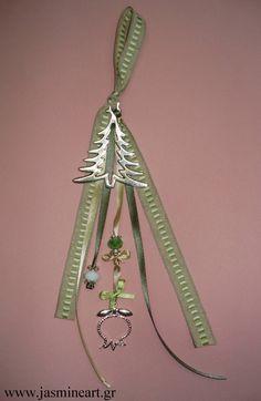 Γούρι 2013, Christmas Tree - Τιμή: 17 € Christmas Crafts, Xmas, Lucky Charm, Plant Hanger, Charms, Home Decor, Decoration Home, Room Decor, Weihnachten